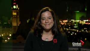 One-on-one with Jody Wilson-Raybould, Canada's new justice minister